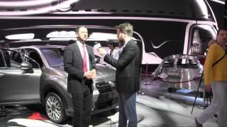 Fiat 500X, il nuovo SUV spiegato da Antonio Massacesi