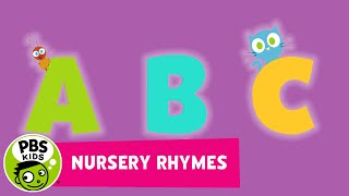 🍎The ABC Song | Nursery Rhymes | PBS KIDS