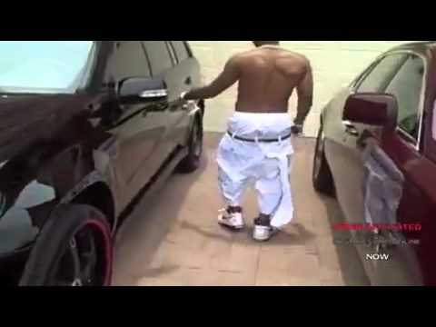 Plies On MTV Cribs (HD) Music Videos
