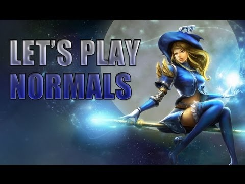 Let's Play Normals - Let's Play Normals : League of Legends - EP75 - Lux