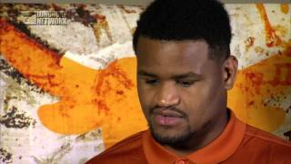 Cedric Reed LHN Media Days interview [July 26, 2014]
