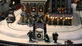 Department 56 Christmas In The City Display 07