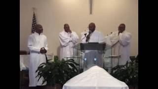 Rev  Dr  Aaron Willford Exodus 14:9-14 When Facing the Impossible Part 2