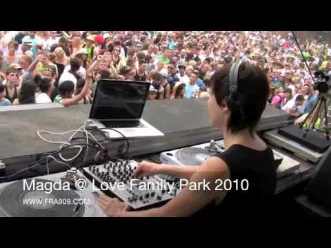 MAGDA @ LOVE FAMILY PARK 2010 Music Videos