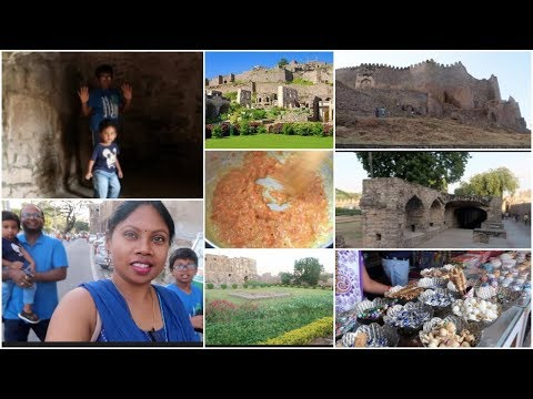 Sunday day in my life || Golkonda fort  Hyderabad  Vlog || Sireesha