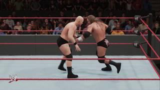 WWE 2K18 Triple H vs. Stone Cold Steve Austin (PS4, Xbox One)