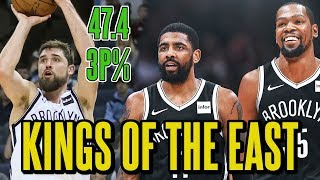 The Truth About The Brooklyn Nets After Signing Kyrie Irving and Kevin Durant