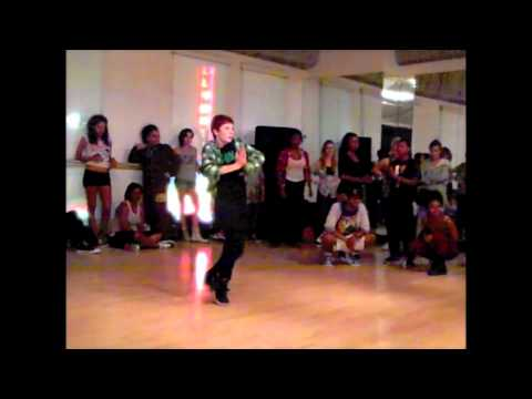 Mindless Behavior - Mrs. Right Choreography by: Dejan Tubic & Janelle Ginestra
