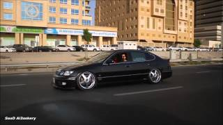 KHALOOD VENOY lexus GS Single Turbo