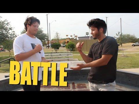 3 Round Battle Royale - Rick VS Eddie