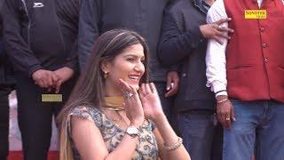 Sapna Chaudhary का सबसे सुपरहिट Dance Song जिसने मुरैना में मचाई धूम   Best Dance 2018   Trimurti