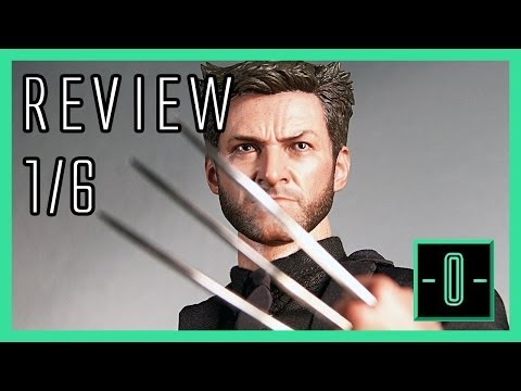 Hot Toys - The Wolverine MMS 220 video review 1/6