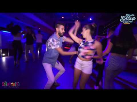 Panagiotis & Maria Social Salsa | 2.Chania Salsa Festival
