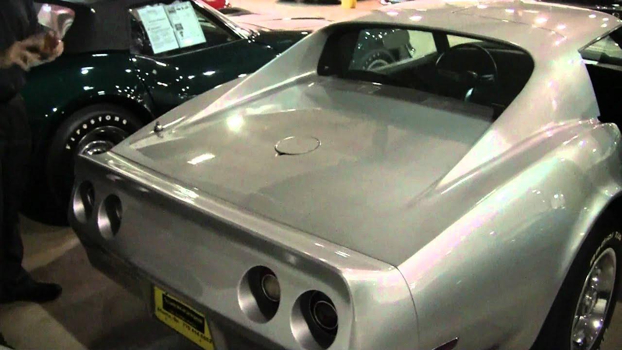 1974 Corvette 454 Youtube