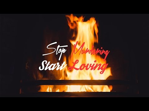 Stop Murdering: Start Loving - Ricky Sarthou