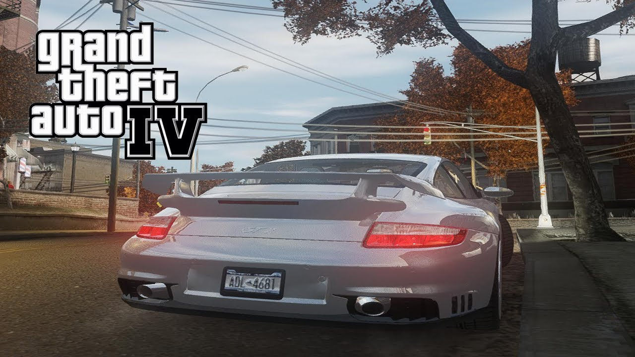 gta iv mods most wanted 47 german hd porsche 911 gt2 rs youtube. Black Bedroom Furniture Sets. Home Design Ideas