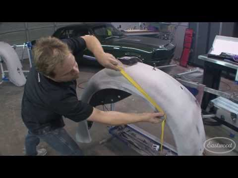 Block Sanding Tips & Tricks with Kevin Tetz - How To Make Panels Look Great - Part 2 - Eastwood