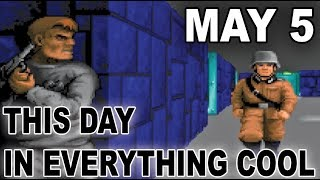 Wolfenstein 3D Debuts! - This Day In Everything Cool for May 5 - Electric Playground
