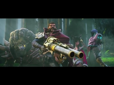 New League of Legends Cinematic - WTF? Carry Nautilus..? Zyra Tentacle... yeah :P