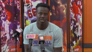 TigerNet: Travis Etienne says Clemson is