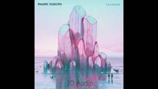 3d Audio Thunder Imagine Dragons