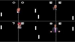 Trump Pong