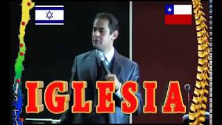 Profecia Chile 2018 - David Diamond REINO AHORA (ISRAEL) 2018