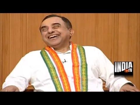 Subramanian Swamy in Aap Ki Adalat (Part 2)