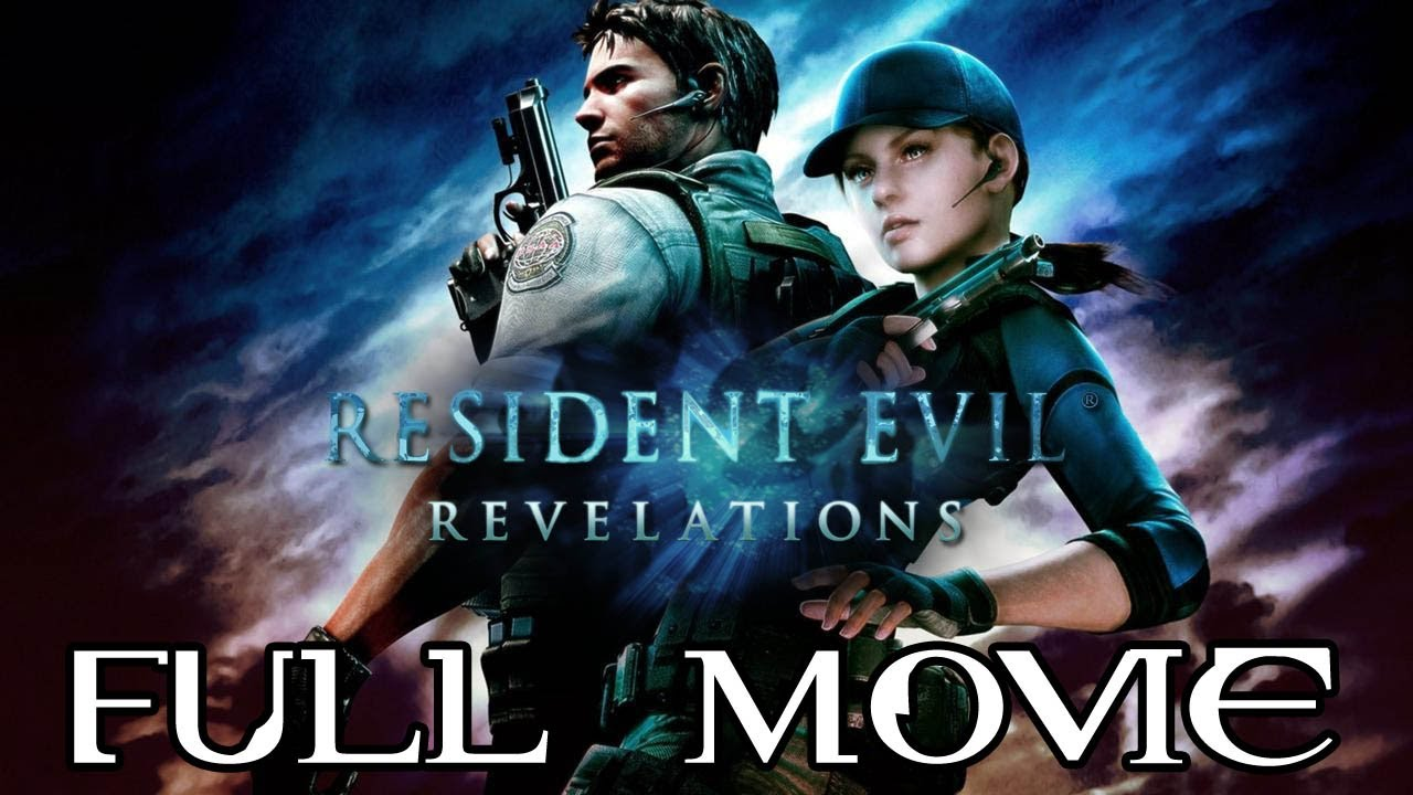 All Animated Resident Evil Movies