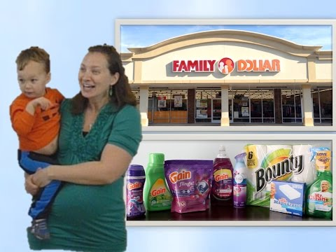 SURPRISE BUDGET HOME MAKEOVER! | feat. Family Dollar Spring Clean-Up Program and P&G
