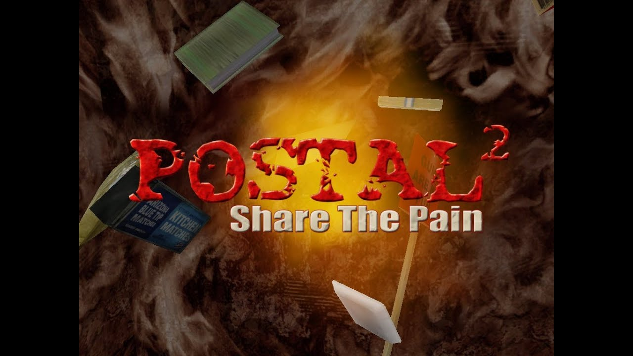 Postal 2 Share the Pain PC Game Full Version Free Download