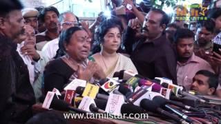 Manorama Aachi Passes Away Clip 4