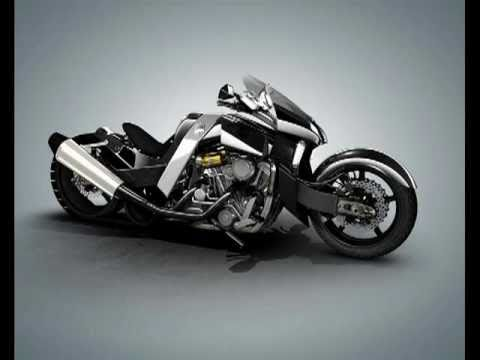 Top 10 Craziest Motorcycles of the world