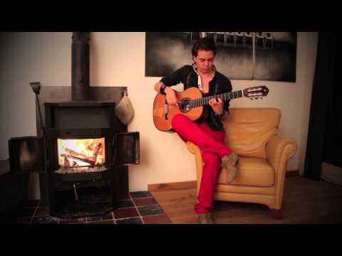 Skyfall (Adele/James Bond) Acoustic Guitar - Thomas Zwijsen