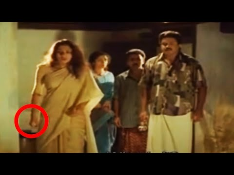 Manichitrathazhu- The Secret Behind Kitchen Scene