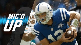 Best of Andrew Luck Mic'd Up | #MicdUpMondays | NFL