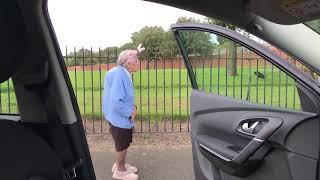 Baby shark 91 old Grandma,subscribe to her channelx
