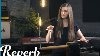 How to Play the Air on a Theremin with Carolina Eyck | Reverb