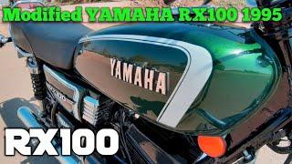 YAMAHA RX100 Modified 1995