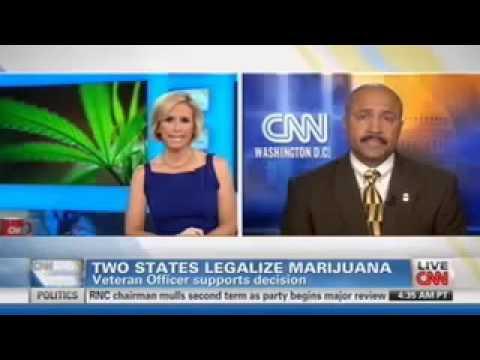 Cop Makes Case for Legalizing Marijuana