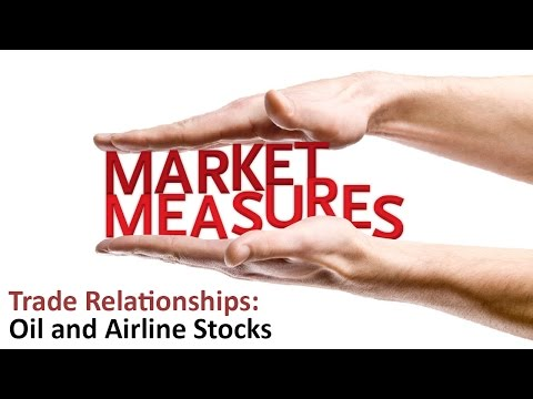 Trade Relationships: Oil and Airline Stocks | Market Measures