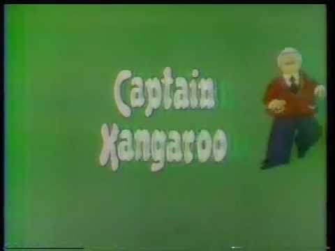 Y So Kangaroo Song Captain Kangaroo Theme...