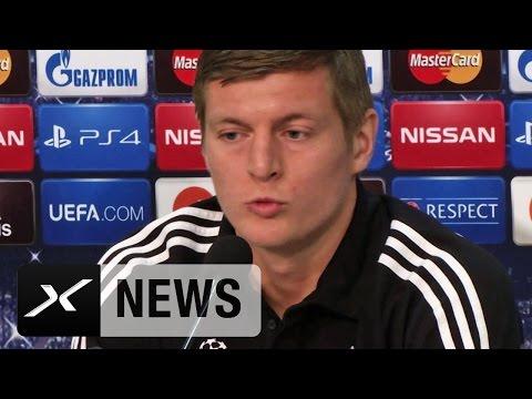 Toni Kroos: Atletico-Demontage