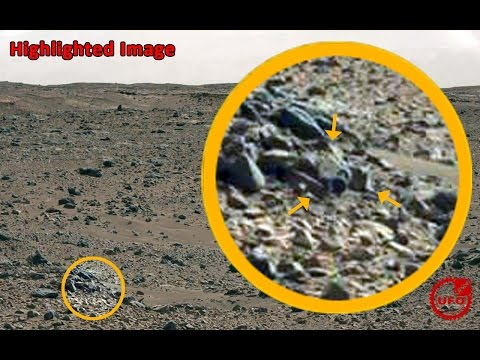 New Anomaly Caught By Nasa's Curiosity Rover On Mars - 8 October 2014