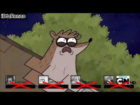 Left 4 Regular Show en Español ( Left 4 un show mas ) [480p]