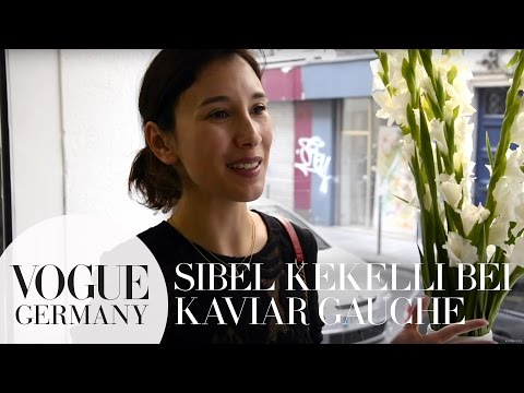 Sibel Kekilli Beim Fitting Von Kaviar Gauche video