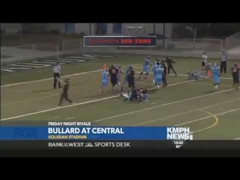 Friday Night Rivals: Central 24 - Bullard 21