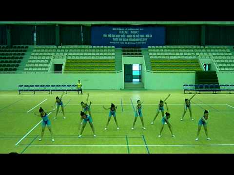 bài thể dục nhịp điệu p.Tân Mai 2010.MOV