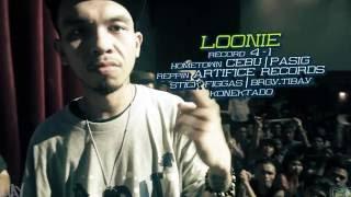 FlipTop - Loonie vs Badang @ Isabuhay 2016