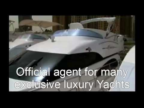 A S Marine 45 Luxury Boat
